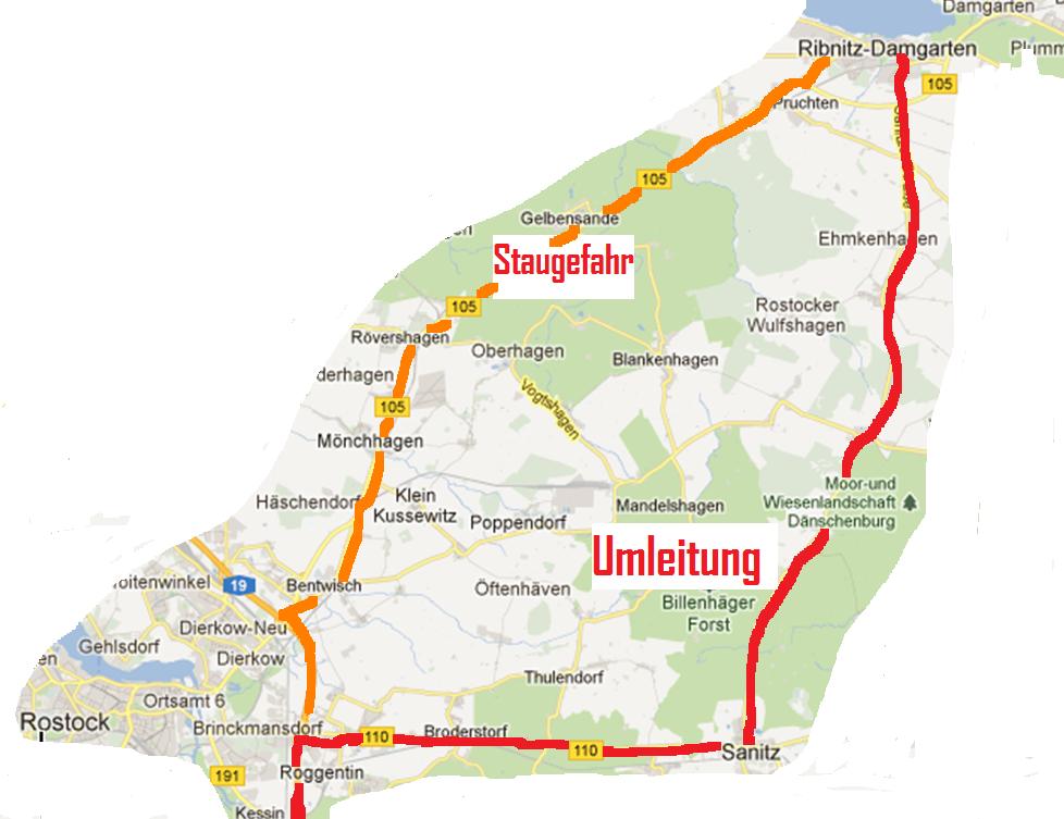 Schöne Ferien in Mecklenburg in unseren Ferienwohnungen Mecklenburg und Ostsee